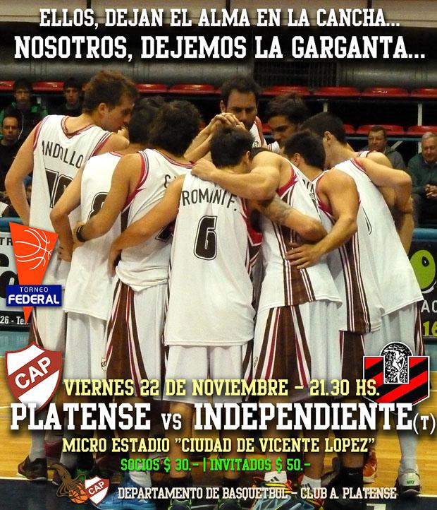 afiche Independiente Tandil web