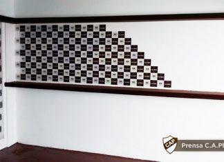 mosaicos frente