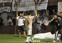 Festejo 1 Platense vs San Telmo
