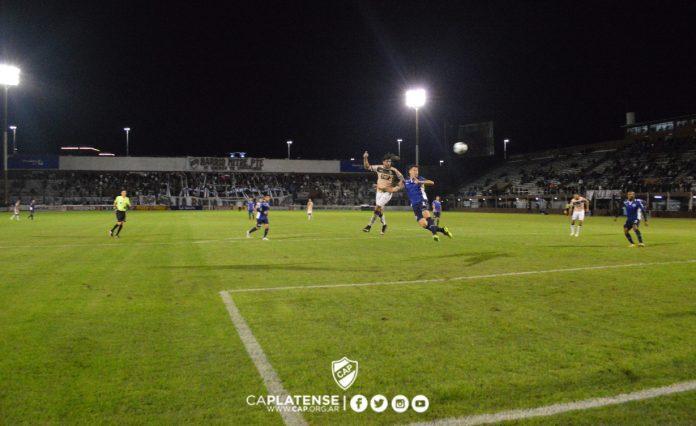 Gol Vizcarra CAP vs Acassuso