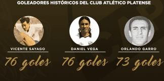 Goleadores Históricos CAP