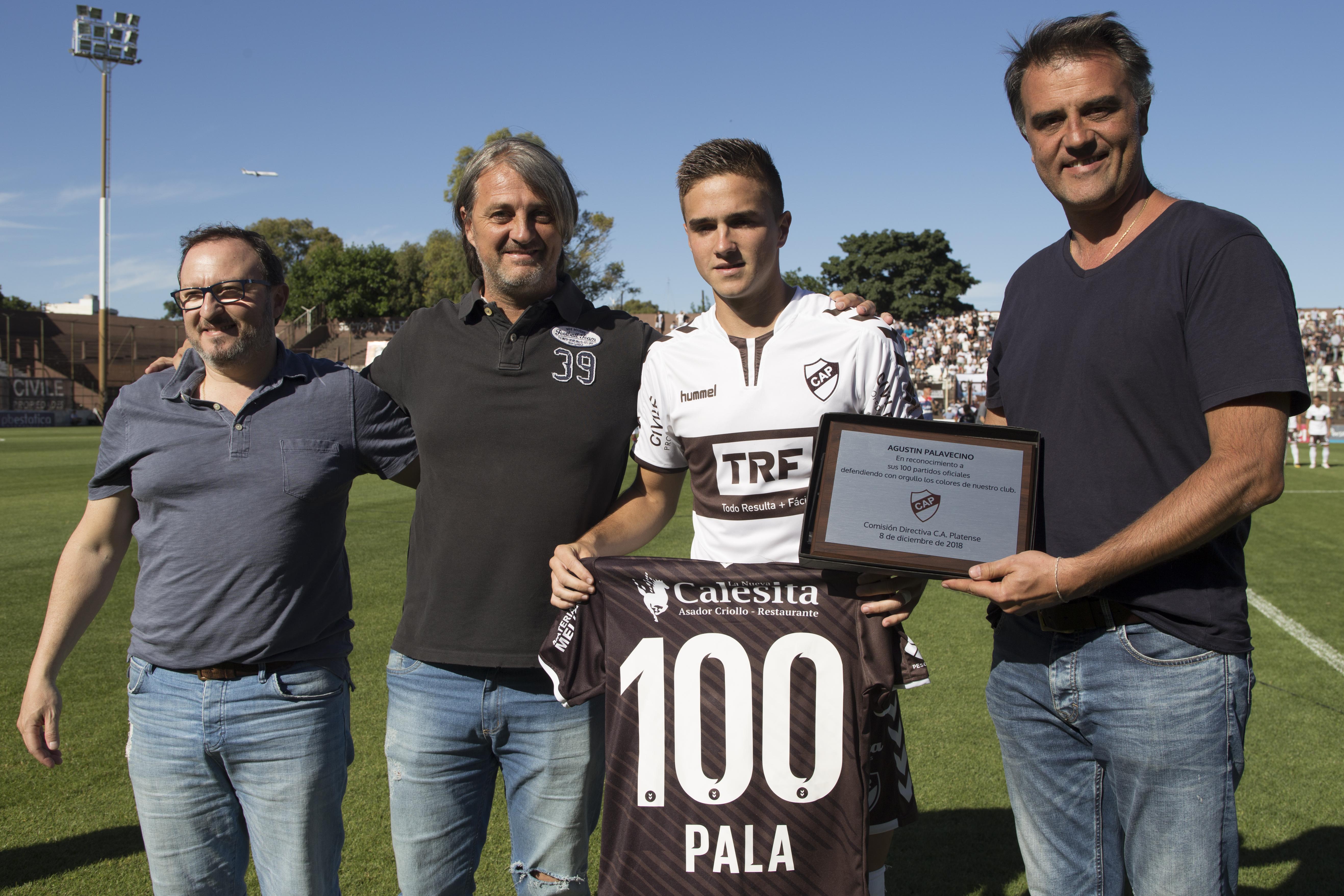 """2dd63519ada0a La venta de Palavecino fue muy importante para Platense"""""""